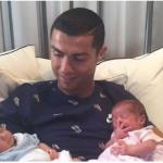 """Ronaldo,grande giocatore e """"padre selettivo"""" 12.07.2018"""